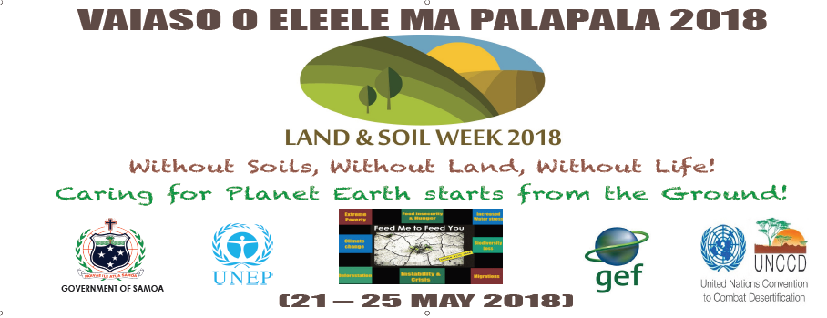 Land and Soil Week 2018