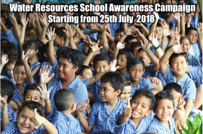 Water Resources  School awareness Campaign